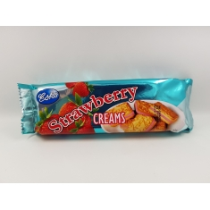 Biscuits Creams Strawberry 80g